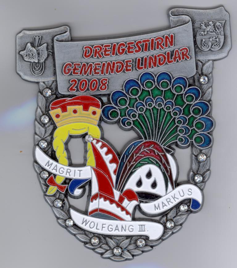 2007-2008 Dreigestirn